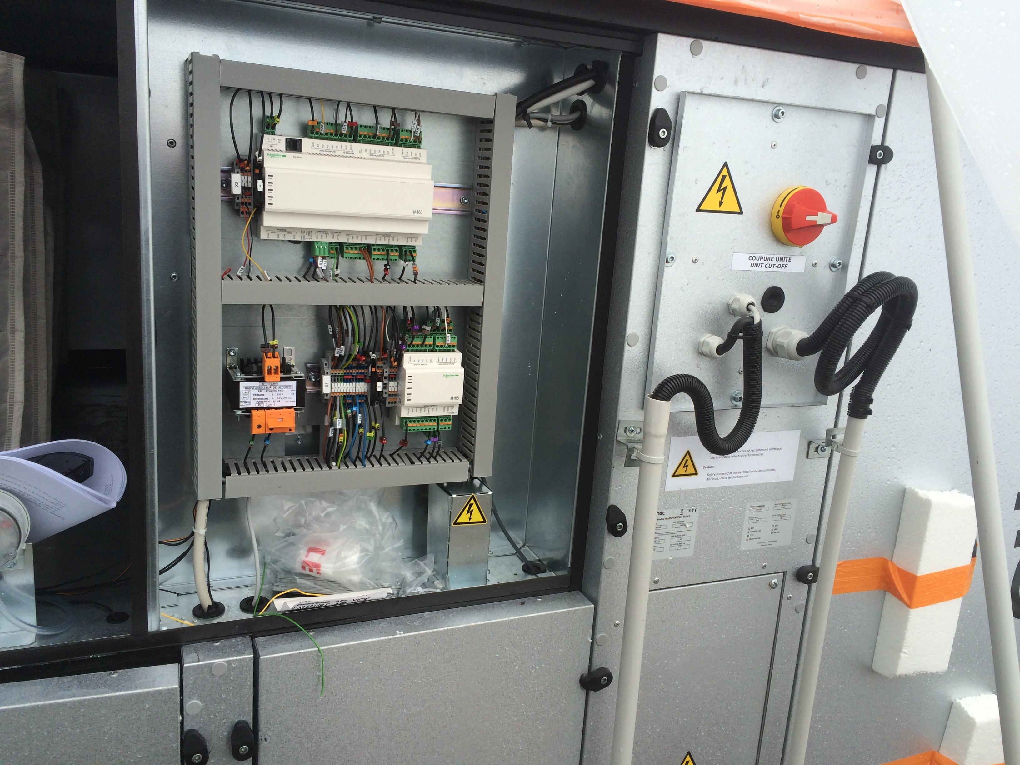Industrie l man automatisme thonon - Cta double flux ...