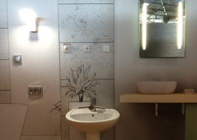 Equipement salle de bains